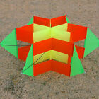 Fiberglass Frame 3D Kite Outdoor Single Line Kite Flying For Beach Park