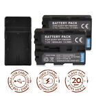 NP-FM500H Battery or Charger for Sony A57/58/65/77/99 A700 A300 A900 A100W A200