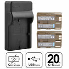 BP-511/ 511A Battery Charger for Canon EOS 10D 20D 30D 40D 50D 300D D60 5D Rebel