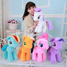 "9"" 23cm My Little Pony Horse Figure Stuffed Plush Soft Teddy Doll Toy Kids Toy"