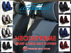 Coverking Neosupreme Custom Fit Front & Rear Seat Covers for Ford F150