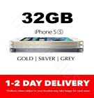 AS A NEW Apple iPhone 5s 32GB 4G LTE 3 COLOR 100% GENUINE 100% UNLOCKED MR MEL