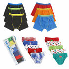 Boys Kids Boxers Shorts Underwear Children Trunks Cotton Briefs Pants Multipack