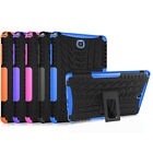 """Hybrid Protective Hard Case Cover for Samsung Galaxy Tab A Tablet 8.0"""" / 9.7"""""""