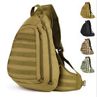 HOT! Men's 1000D Nylon Tactical Military Outdoor Messenger Riding Pack Chest Bag