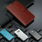 """Magnetic Card Slot Wallet Leather Case Cover For 5.1"""" Samsung Galaxy S6 G9200"""