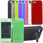 2200mAh External Battery Backup Charger Case Power Bank For Apple iPhone 5 5S