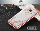 Kolorfish Transparent Soft Silicone case For Huawei Honor 5C --Little Flower