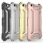 R-JUST Gundam Series Metal Aluminum Shockproof Back Case For iPhone 6/6s +/7/7+