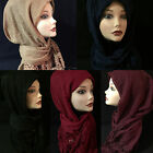 New Style Cotton And Laces Hijab, Scarf, Womens Shawl