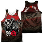 SONS OF ANARCHY REAPER Sublimation Men's Graphic Tank Top Sleeveless Tee SM-3XL
