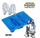 Star Wars Silicone Ice Cube Tray Mold Cake Cookies Baking Drinks Chocolate Candy