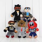 TUBE Hero Plush Character Toy Cartoon Doll HEROES Figure Xmas Gifts For Children