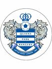 "Queens Park Rangers 7.5"" Round Edible Icing Cake Topper"