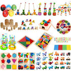 Wooden Toy Gift Baby Kid Children Toddler Intellectual Developmental Educational