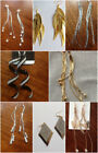Fashion Jewellery Earrings Stud Tassel Long and Drop/Dangle  Rhinestone