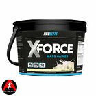 PROELITE X-FORCE WEIGHT GAINER 4KG PUT ON SERIOUS MASS *1200kcal *102g Protein