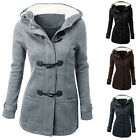 Women\'s Warm Coat Jacket Outwear Trench Winter Hooded Long Parka Overcoat Tops