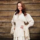Historic Port Royale Ladies Pirate / Medieval Shirt. Ideal for Stage or Costume