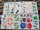 Creative Memories 2x5 Studio Sticker Strips U Choose One~Golf~Soccer~Hockey New