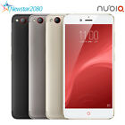 New ZTE Nubia Z11 mini S 5.2'' Dual SIM 64/128GB 23.0MP Octa-Core 4G Smartphone