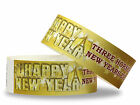 Printed New Years Eve Wristbands: Premium 25mm Bands Full Colour - 10 Designs