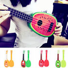 Cute Fruit Children Musical Guitar ukulele Instrument Toy Kids Educational Gift