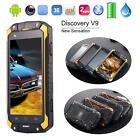 Rugged Android Discovery V9 Smartphone 4.5'' Waterproof Unlocked Dual Core Phone