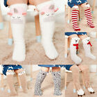 Sale Baby Toddler Kids Boys Girls Animal Knee High Stockings Floor Socks