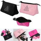 K-beauty 3CE Pouch Makeup Pouch Bag Travel Cosmetic Bags #Black,#Pink