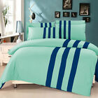 Patchwork Reversible Duvet cover set 100% Egyptian Cotton All Size&Color