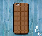 Cute Custom Brown Chocolate Candy Bar Case iPod Cover iPhone Phone Cool Funny