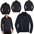 MEN'S 1/2 ZIP, EMS FLEECE JOB SHIRT / PULLOVER, COTTON BLEND, XS-M L XL 2X 3X 4X