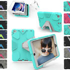 Heavy Duty Shockproof Stand Hybrid Rugged Back Case Cover For iPad 2 3 4 Tablet