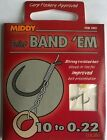 MIDDY PELLET BAND EM STRONG TWISTED HAIR 10 TO 0.22 10.3LB