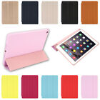 Luxury Ultra-Slim Smart Leather Stand Cover & Back Case for Apple iPad Mini Air