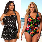 Plus Size L-4XL Swimwear Bikini Swimsuit Swimdress Tankini Bathing Beachwear Hot