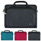 "Slim  11.6"" - 12"" Luxury Ultrabook Laptop Sleeve Handle Bag Pouch Case Cover"