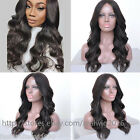 Loose Body Wave 100% Brazilian Human Hair Lace Wigs Full Lace/Lace Front Wigs