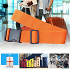 Travel Suitcase Luggage Straps Buckle Baggage Tie Down Adjustable Belt US Stock