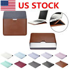 Fashion Envelop PU Leather Sleeve Bag Case Cover For Macbook Air/Retina 13 inch