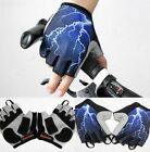 Outdoor Sports Gloves Wear Cycling Bike Shockproof GEL Pad Half Finger Gloves
