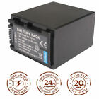 Battery For SONY NP-FV70 NP-FV50 NP-FV100 AX40 AXP55 CX700E 450 610E PJ675 820E