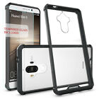 COVRWARE® [NAKED SERIES] Clear Case + Glass Screen Protector For HUAWEI Mate 9