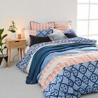 NEW Earth Bound Quilt Cover Set Quilt Cover Size: