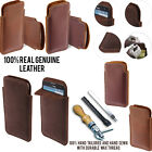 For LG G Vista VS880 G Pro 2 Lite Sleeve Genuine Leather POUCH Case Cover + Pen