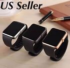 Latest Bluetooth Smart Watch with Camera Text Call Mic for iPhone Samsung LG ZTE