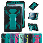 Survivor Shockproof Armour Military Hard Case Cover for Apple iPad mini 1 2 3