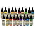 Authentic Intenze Mario Barth Gold Label Specialty Ink 1oz Color or Set USA