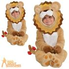 Baby Lion Little Roar Costume Toddler Animal Cute Fancy Dress Outfit New